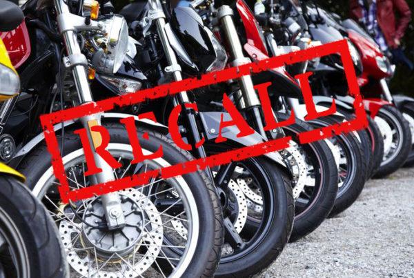 motociclete recall