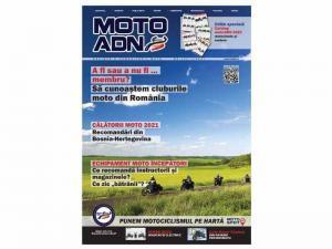 coperta revista motoADN nr3