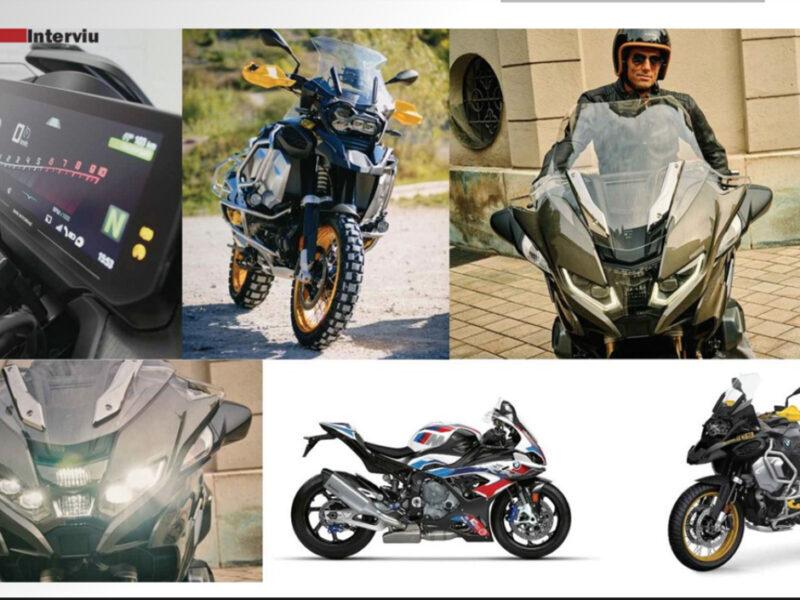 Imagine reprezentativa 2021 - Anul cu cele mai multe noutăți la BMW Motorrad