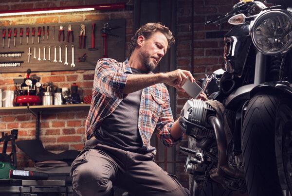 Imagine reprezentativa Cum pregătim motocicleta pentru sezonul rece