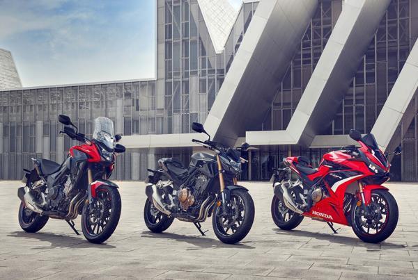 Imagine reprezentativa Motociclete mai bune de la Honda pentru deținătorii de A2